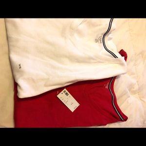 Avenue t shirt bundle-3. Two NWT. Size 14/16.